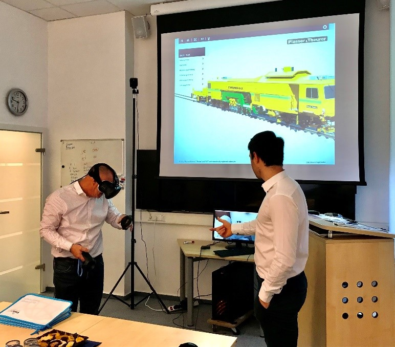 Technical Training for Irish Rail On Track Machines and Track Quality Specialist Roles - Železničné stavby